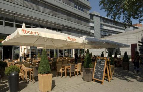 Sonnenschirme Fur Die Gastronomie Direkt Vom Hersteller Tophoven