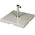 Marble umbrella stand, 90 KG