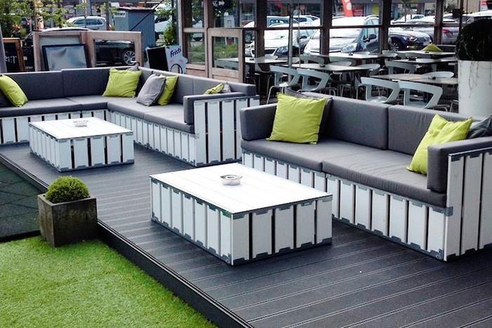 outdoor m bel. Black Bedroom Furniture Sets. Home Design Ideas