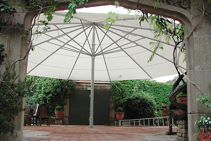 XXL - Our largest umbrella.
