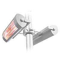 SOLAMAGIC mast bracket 2 x 1.5 KW