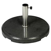 Granite umbrella stand, 90 KG