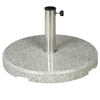Marble umbrella stand, 30 KG