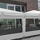 Textile sidewalls with / without windows